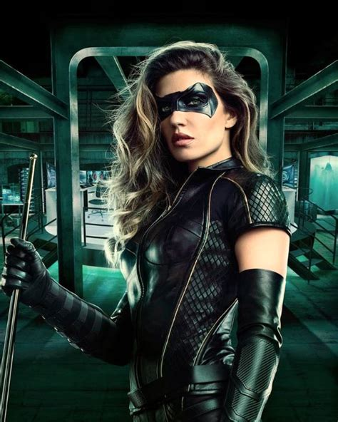 Arrow: Dinah Drake Lives, And Gets An Awesome Costume