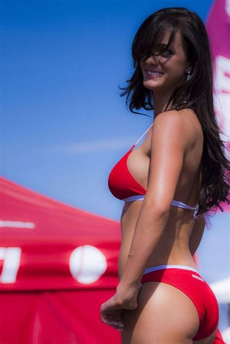 GP Girls Show Off At Ducati Fashion Show - Picture 333749