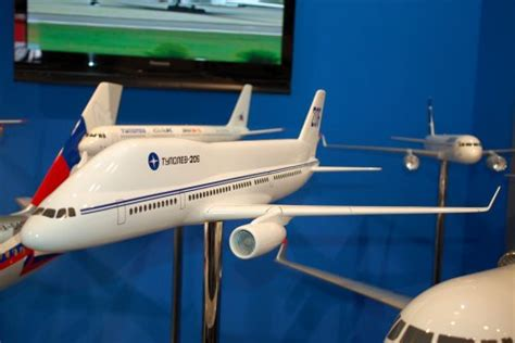 Tupolev Tu-206 (cryogenic airliner) | Secret Projects Forum