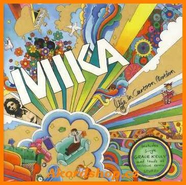 Mika - Life In Cartoon Motion CD - Akordshop