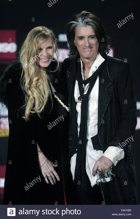 Joe Perry And Billie Paulette Montgomery High Resolution