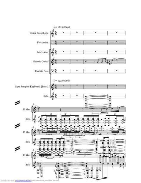 Unchain My Heart music sheet and notes by Joe Cocker
