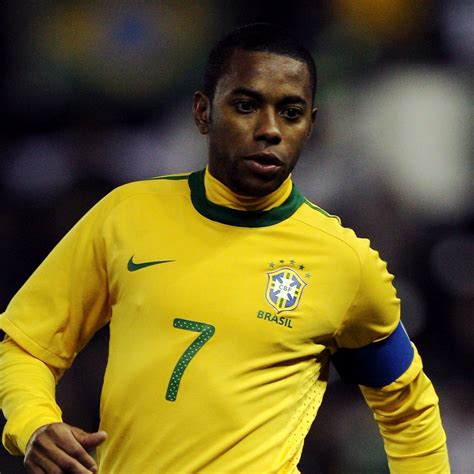 Robinho: 6 Months to Earn a Place at Brazil 2014 and