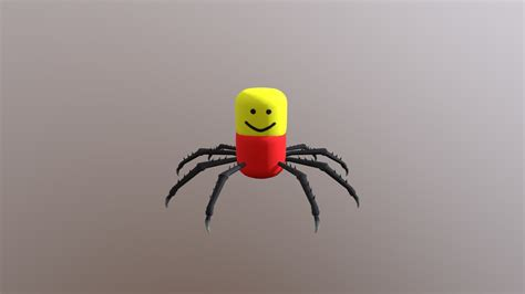 Despacito Spider Model - Download Free 3D model by